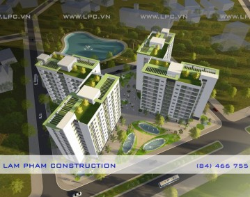 Khu đô thị Pháp Vân - Tứ Hiệp - New urban area Phap Van – Tu Hiep