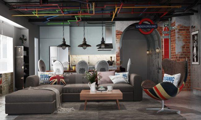 Hình ảnh 5 phong cách thiết kế nội thất độc đáo cho căn nhà của bạn 5