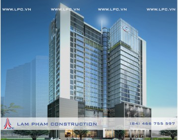 Tổ hợp siêu thị, văn phòng và căn hộ - CTM Complex Building