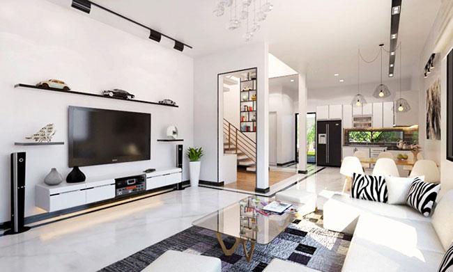 Hình ảnh 5 phong cách thiết kế nội thất độc đáo cho căn nhà của bạn 1