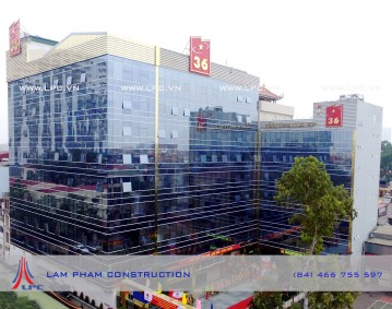 Trụ sở tổng công ty 36 BQP - Headquarter of general corporation 36 of Ministry of Defense