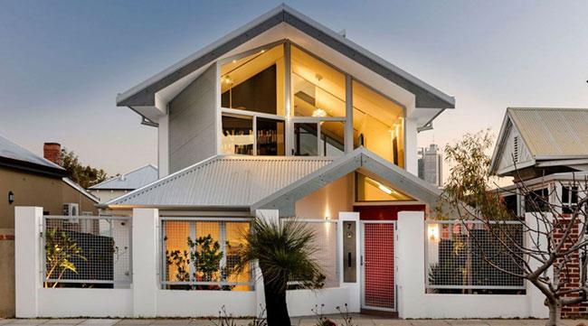 Thiết kế kiến trúc nhà phố đẹp khó hay dễ?
