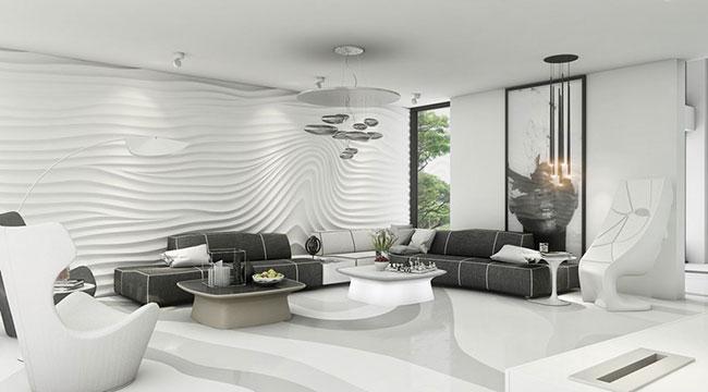 Phong cách hiện đại cho nội thất chung cư