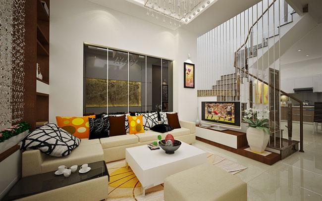 Hình ảnh Phong cách hiện đại cho nội thất chung cư 2