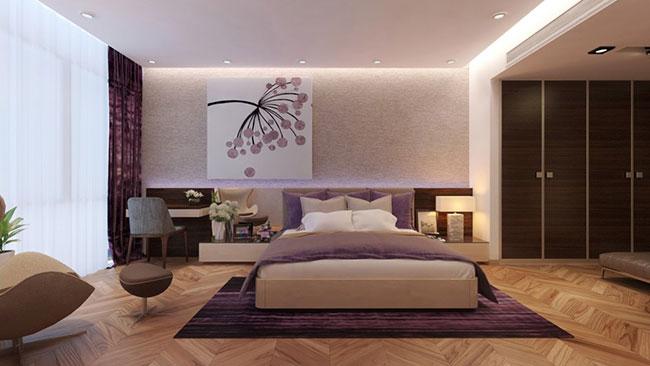 Hình ảnh Phong cách hiện đại cho nội thất chung cư 4
