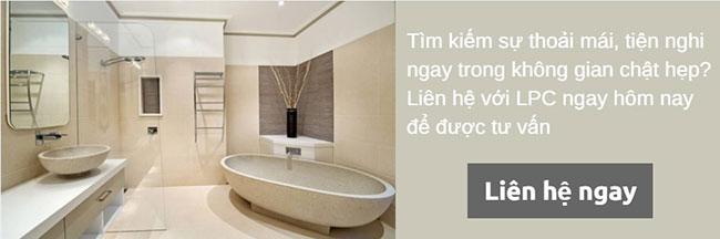 Hình ảnh thiết kế phòng tắm có không gian nhỏ hẹp 5