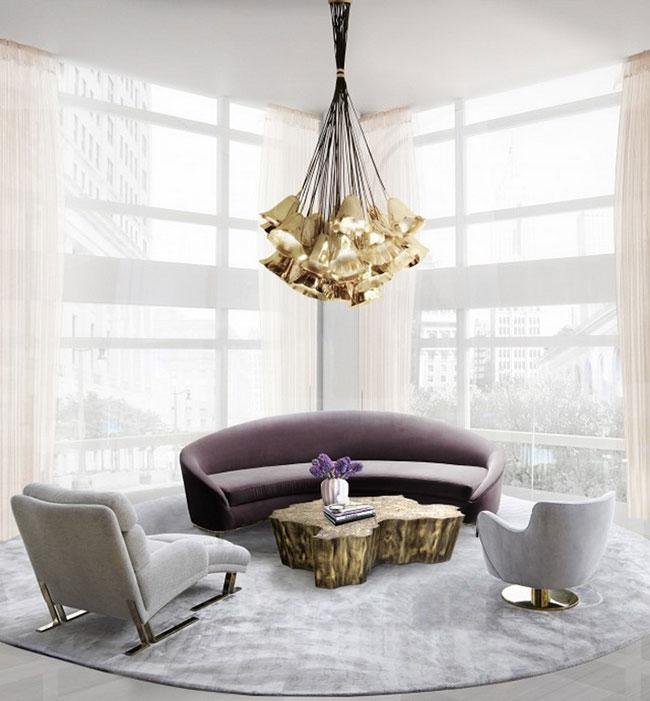 Hình ảnh xu hướng trang trí nội thất phòng khách 2