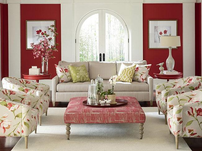 Hình ảnh xu hướng trang trí nội thất phòng khách 3