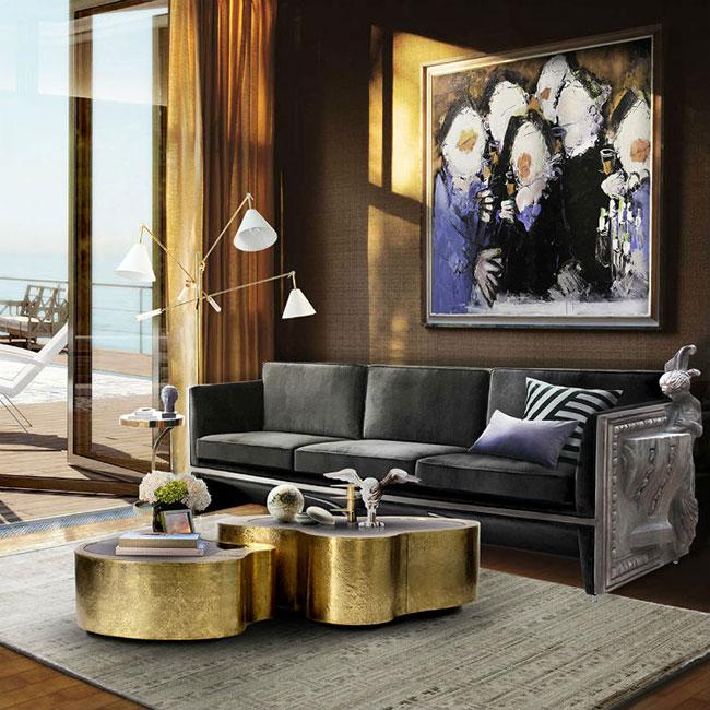 Hình ảnh xu hướng trang trí nội thất phòng khách 6