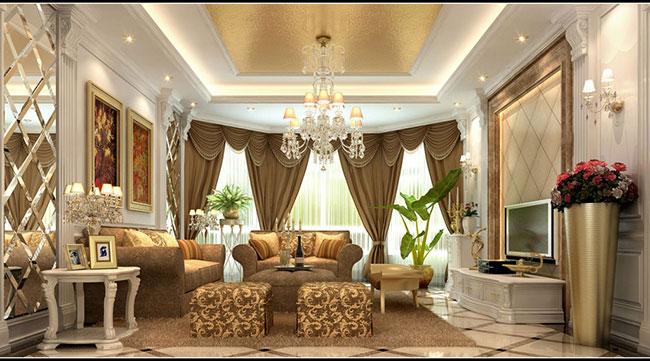 Hình ảnh xu hướng trang trí nội thất phòng khách 1