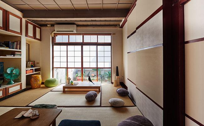 Hình ảnh Thiết kế nội thất theo phong cách Nhật 1