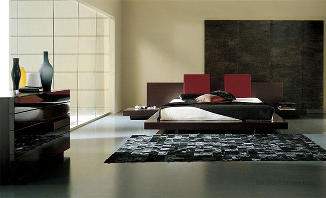 Hình ảnh Thiết kế nội thất theo phong cách Nhật 2