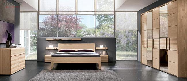 Thiết kế nội thất theo phong cách Nhật