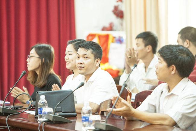 Công ty Xây dựng Lâm Phạm ký kết hợp tác với Đại học Duy Tân 4