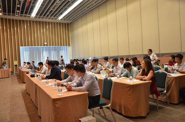 Hình ảnh Diễn đàn giải pháp kết cấu Việt Nam - Hàn Quốc 1