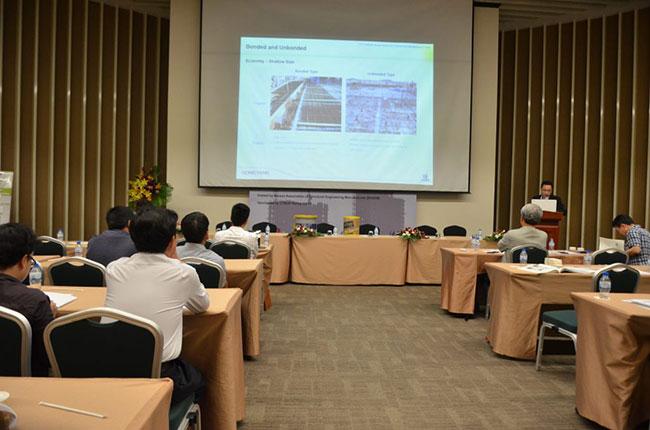 Hình ảnh Diễn đàn giải pháp kết cấu Việt Nam - Hàn Quốc 4