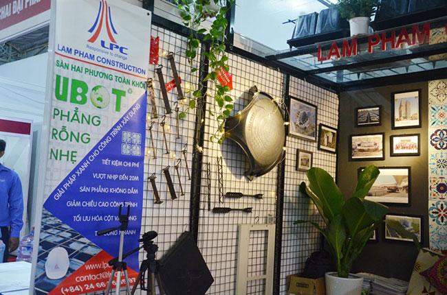 Hình ảnh Triển lãm Quốc tế Vietbuild Sài Gòn 2