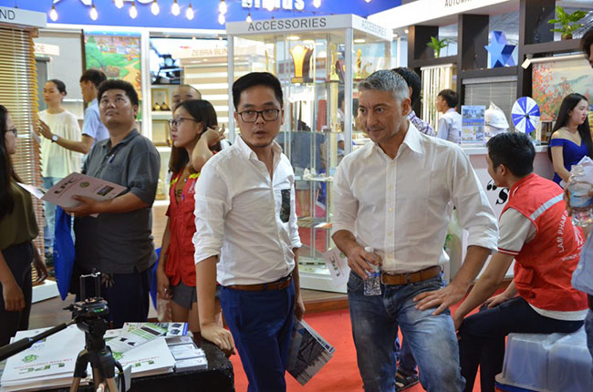 Hình ảnh Triển lãm Quốc tế Vietbuild Sài Gòn 3