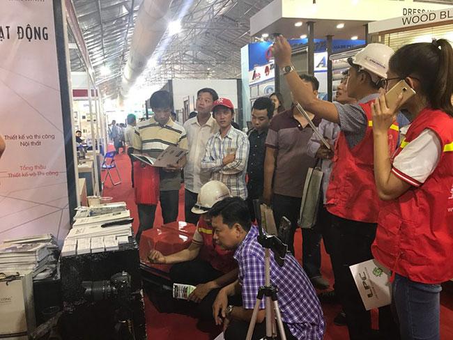 Hình ảnh Triển lãm Quốc tế Vietbuild Sài Gòn 4
