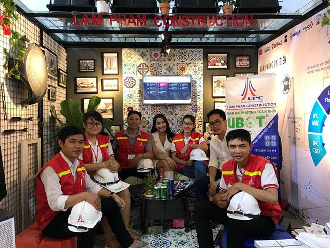 Hình ảnh Triển lãm Quốc tế Vietbuild Sài Gòn 6