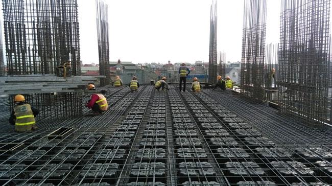 Hình ảnh Sàn Ubot - Sàn phẳng nhẹ giải pháp mới trong ngành xây dựng 1