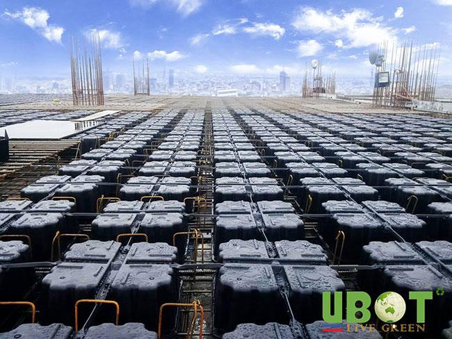 Hình ảnh Sàn Ubot - Sàn phẳng nhẹ giải pháp mới trong ngành xây dựng 2