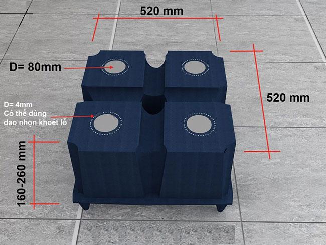 Hình ảnh Sàn Ubot - Vật liệu xanh được người tiêu dùng quan tâm 2