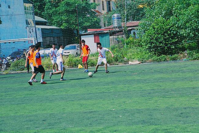 Hình ảnh Lam Pham Construction (LPC) tham gia giải bóng rừng xanh 5