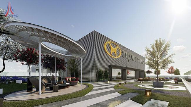 Hình ảnh Dự án bãi đỗ xe thông minh cho khối văn phòng siêu HOT tại Hà Nội 1