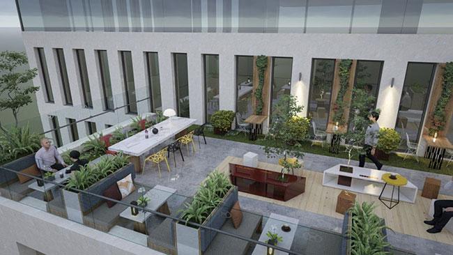 Hình ảnh Dự án bãi đỗ xe thông minh cho khối văn phòng siêu HOT tại Hà Nội 5