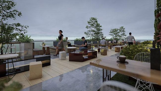 Hình ảnh Dự án bãi đỗ xe thông minh cho khối văn phòng siêu HOT tại Hà Nội 6