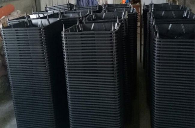 Quy trình sản xuất hộp định hình tạo rỗng UBOT 3