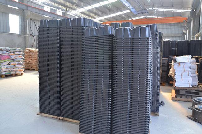 Quy trình sản xuất hộp định hình tạo rỗng UBOT 5