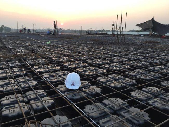 Hình ảnh ứng dụng sàn Ubot - Lựa chọn mới cho các công trình xây dựng hiện đại 1