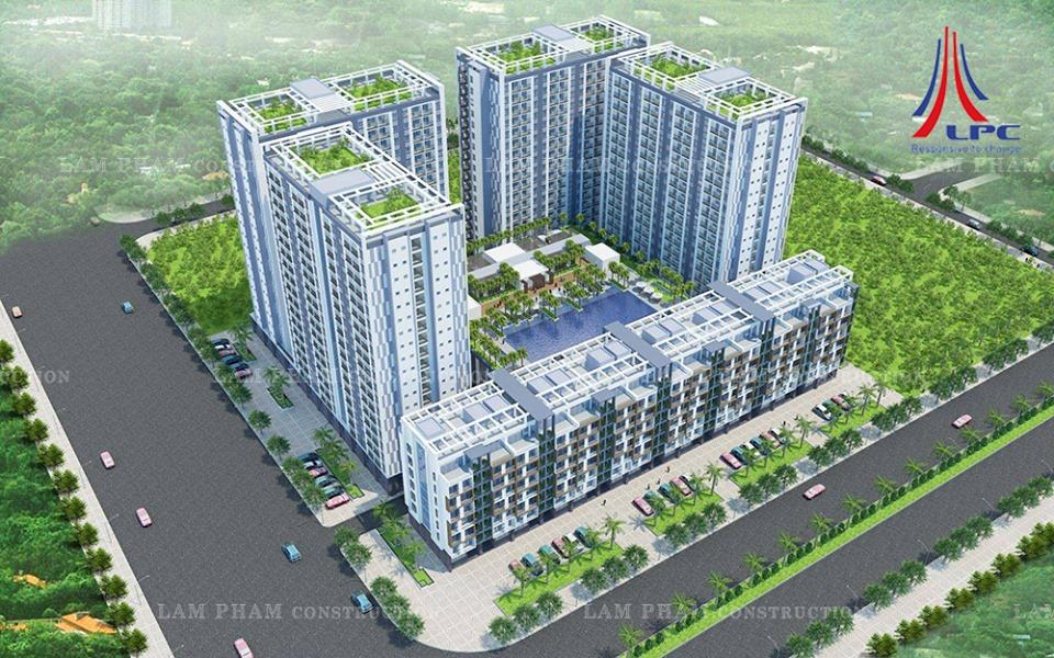 Vật liệu xây dựng xanh hiện nay đã trở thành một xu hướng tất yếu công nghiệp xây dựng.