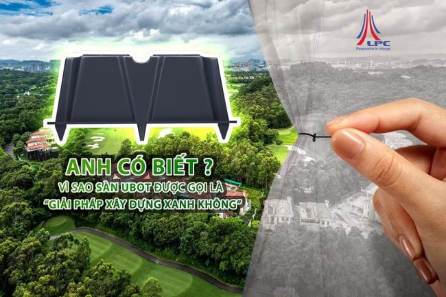 Hình ảnh Sàn phẳng Ubot - Giải pháp mới cho công nghệ xây dựng xanh 2
