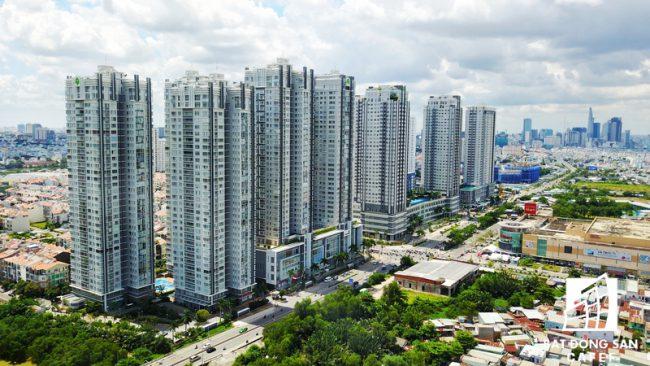 Hình ảnh Giá vật liệu xây dựng ảnh hưởng đến dự án chung cư cao tầng 1