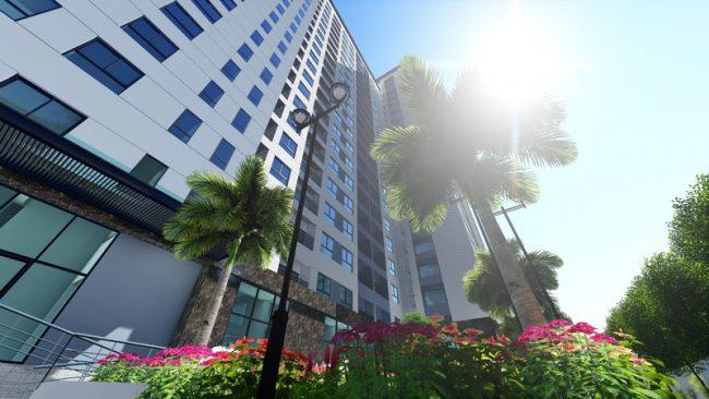 Hình ảnh Giá vật liệu xây dựng ảnh hưởng đến dự án chung cư cao tầng 4