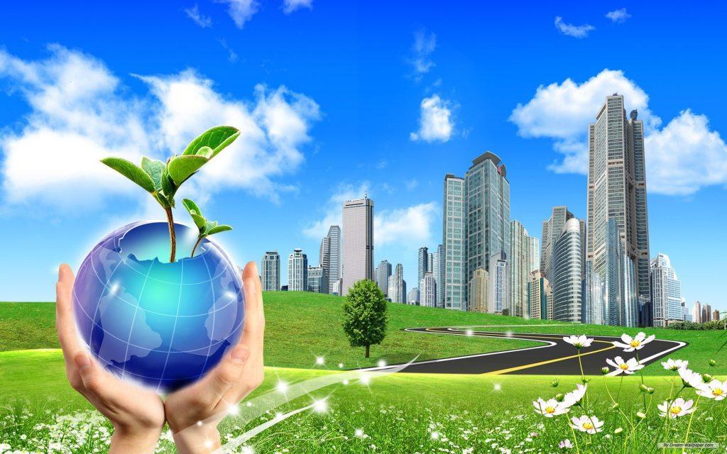 Một số giải pháp xây dựng xanh được ứng dụng phổ biến hiện nay