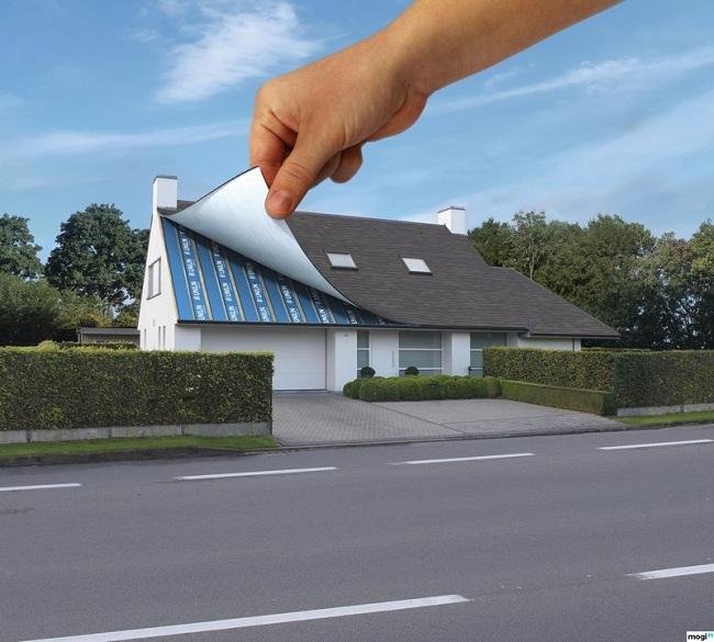 Hình ảnh vật liệu xây dựng chống nóng 1