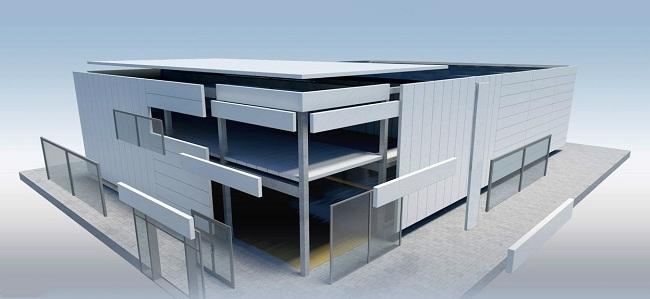 Hình ảnh Vật liệu xây dựng nhẹ và thách thức mới cho ngành xây dựng tương lai 1