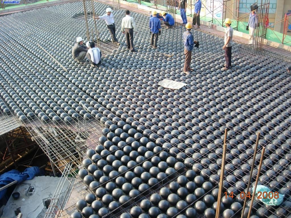 Sàn bê tông nhẹ lắp ghép – giải pháp tiết kiệm, hiệu quả trong xây dựng