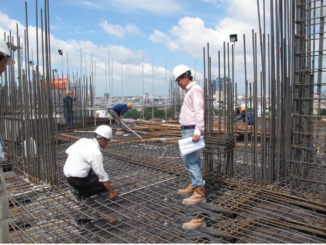 Làm thế nào để quản lý chất lượng một công trình sàn phẳng không dầm?