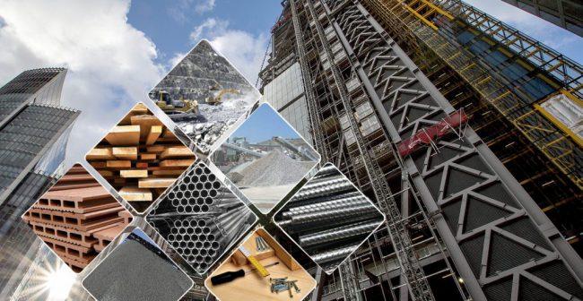 Các loại vật liệu xây dựng mới – Tương lai của ngành xây dựng