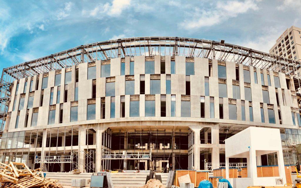 NỖ LỰC KẾT TRÁI: Showroom Hyundai Đông Đô Tam Trinh chính thức mở cửa đón khách