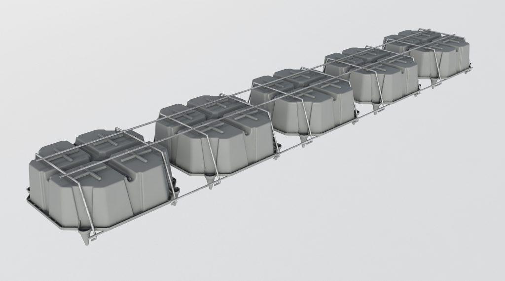 Sàn nhựa Ubot là công nghệ mới đưa về Việt Nam