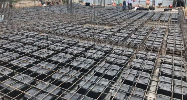 Ứng dụng tính toán sàn không dầm trong xây dựng