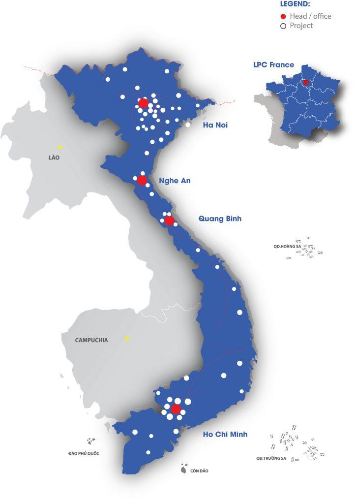 Bản đồ LPC