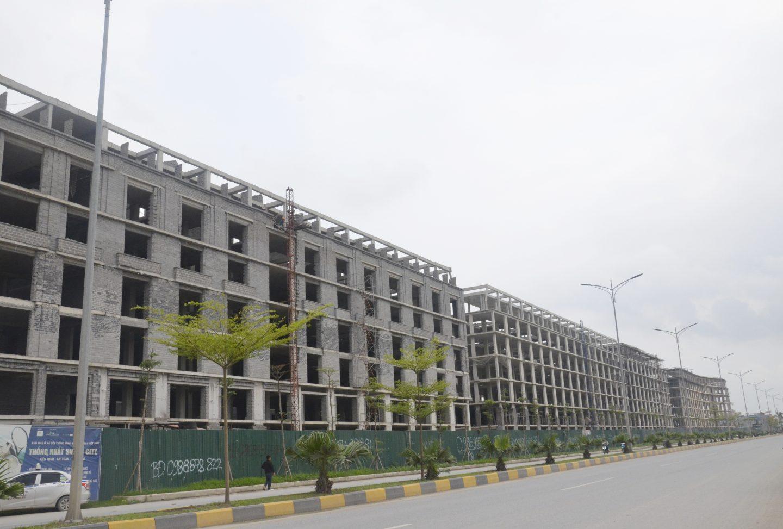 Giải pháp sàn hộp UBOT với công trình Nhà ở Xã hội, Nhà Liền kề Cát Tường Smart City và Thống Nhất Smart City (Bắc Ninh)