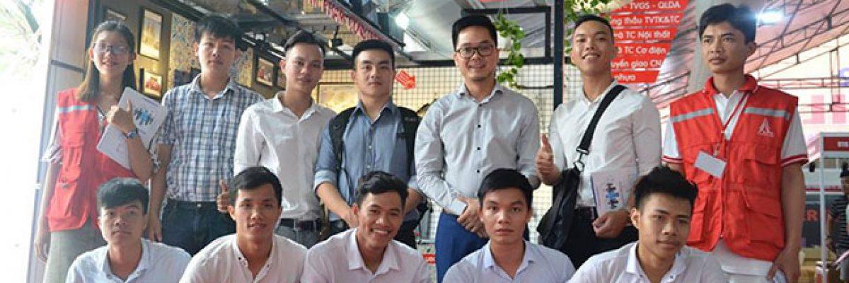 Hình ảnh Công ty TNHH Xây dựng Lâm Phạm tham gia triển lãm Vietbuild Đà Nẵng 4
